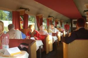 expo in trein van EETC